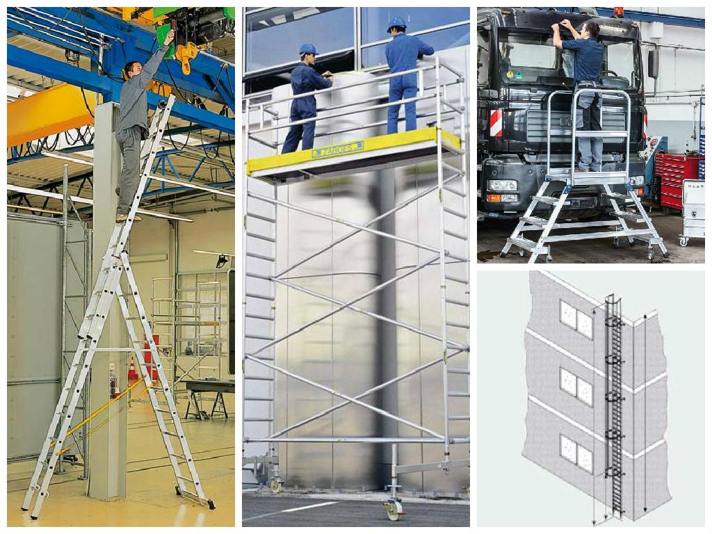 Turbo Leitern und Gerüste – Technischer Fachhandel IP73